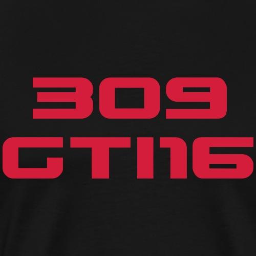 309gti16 - T-shirt Premium Homme