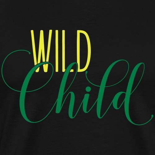 Wild Child - Männer Premium T-Shirt
