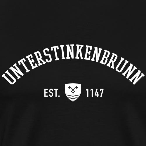 Unterstinkenbrunn PURE - Männer Premium T-Shirt