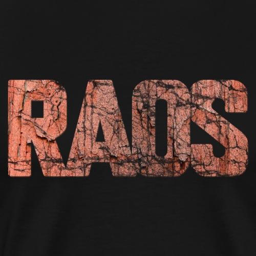 Raos Vintage Logo - Männer Premium T-Shirt