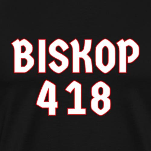 Biskop 418 - Premium-T-shirt herr