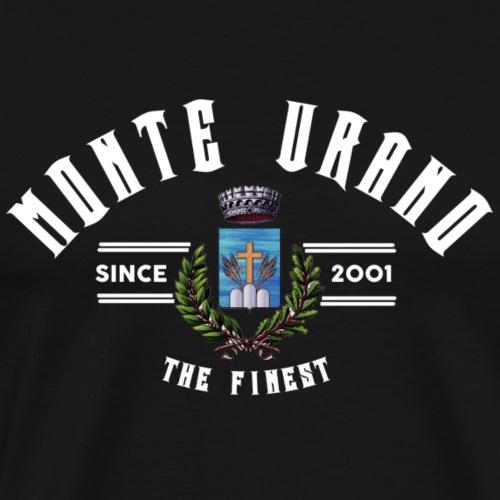 T-Shirt Monte Urano Annata 2001 - Maglietta Premium da uomo