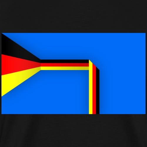 Deutschland Weltmeisterschaft WM Geschenk - Männer Premium T-Shirt