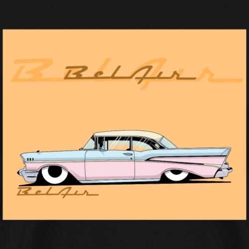 Bel air car chevi old school