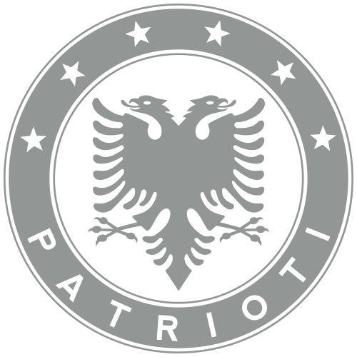 Patrioti Circle - Männer Premium T-Shirt