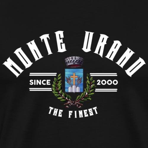 T-Shirt Monte Urano annata 2000 - Maglietta Premium da uomo