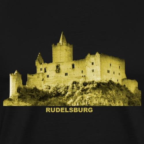 Rudelsburg Saaleck Burgenlandkreis Sachsen-Anhalt - Männer Premium T-Shirt