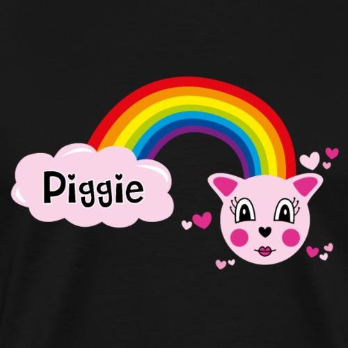 Motif Peggie - T-shirt Premium Homme