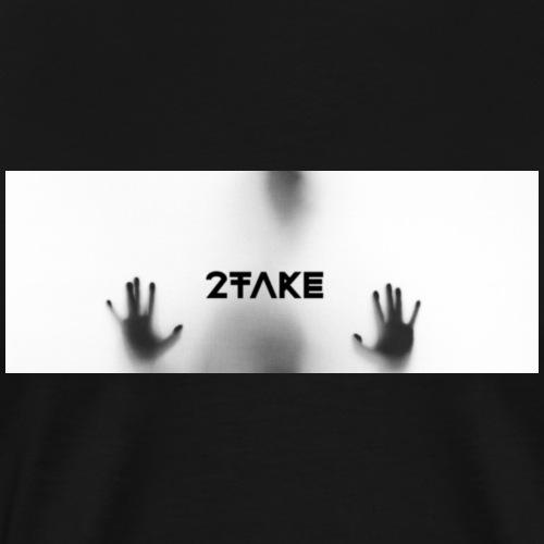 "2Take "" The beginning "" - Männer Premium T-Shirt"