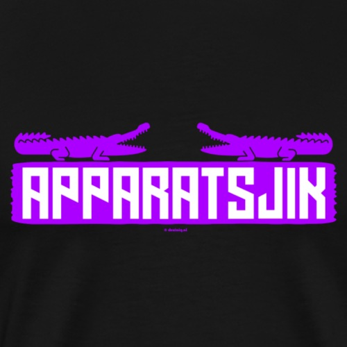 Apparatsjik - Mannen Premium T-shirt