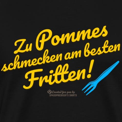 Pommes & Fritten   Geek T-Shirts