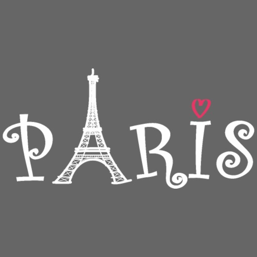 París - Camiseta premium hombre
