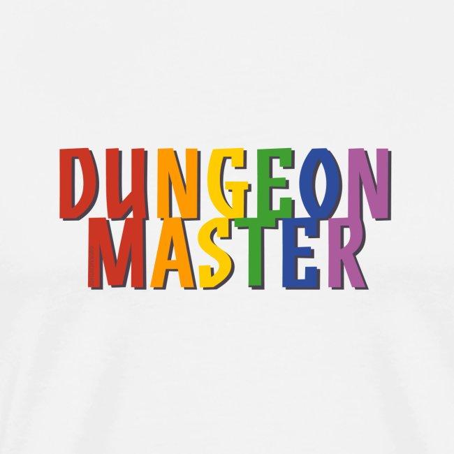 Dungeon Master Pride (Rainbow)