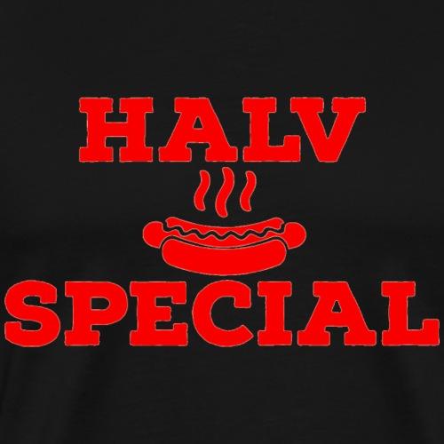 Halv special - Premium-T-shirt herr