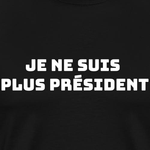 Ik ben geen voorzitter - Mannen Premium T-shirt