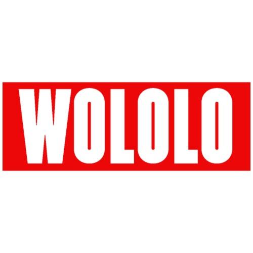 Wololo - 1 - Mobii_3 Edition - Männer Premium T-Shirt