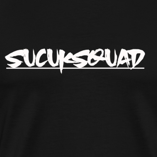 SUCUKSQUADWhite - Männer Premium T-Shirt