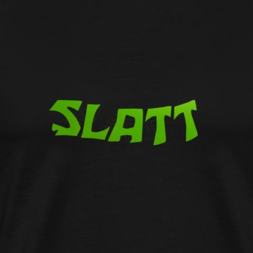 Slatt Shirt - Männer Premium T-Shirt