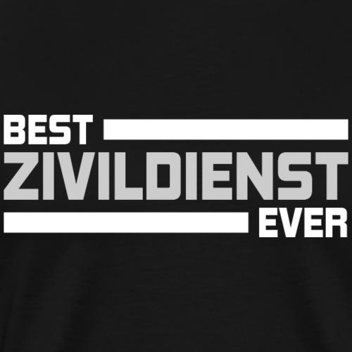 Best Zivildienst Sanitaeter Zivi Shirt Geschenk - Männer Premium T-Shirt