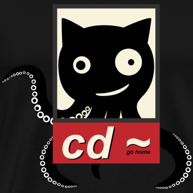 Go nerdy, go home | Funny Tech Programmer T-Shirt