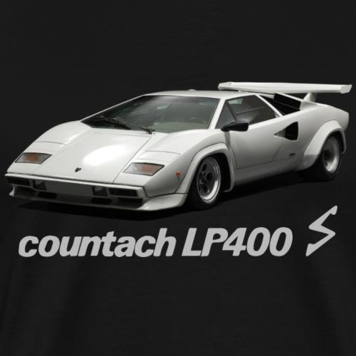countach shirt - Men's Premium T-Shirt