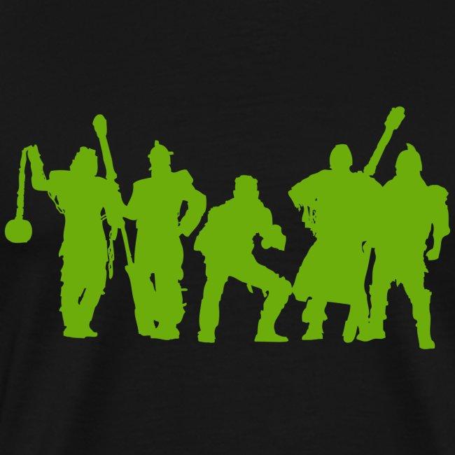 Jugger Schattenspieler gruen