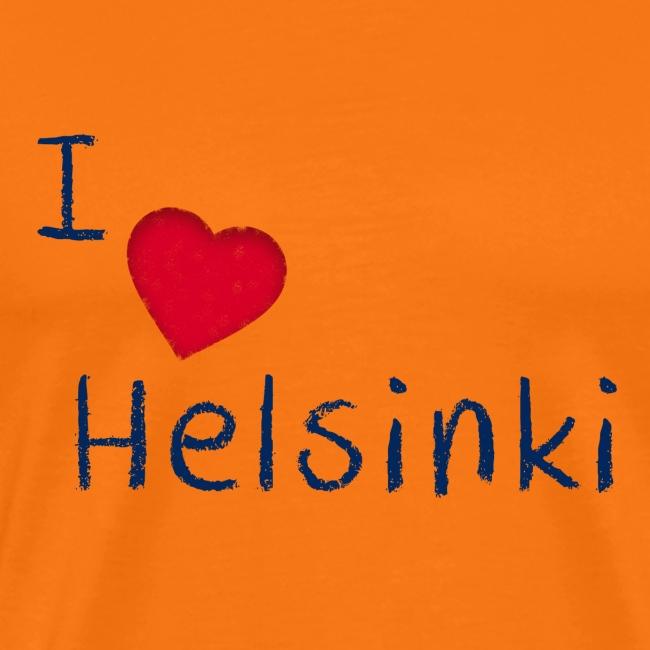 I Love Helsinki