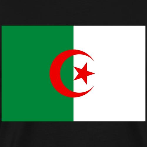 Algeria flag Shirt - Men's Premium T-Shirt