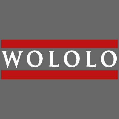 Wololo - 2 white - Mobii_3 Edition - Männer Premium T-Shirt