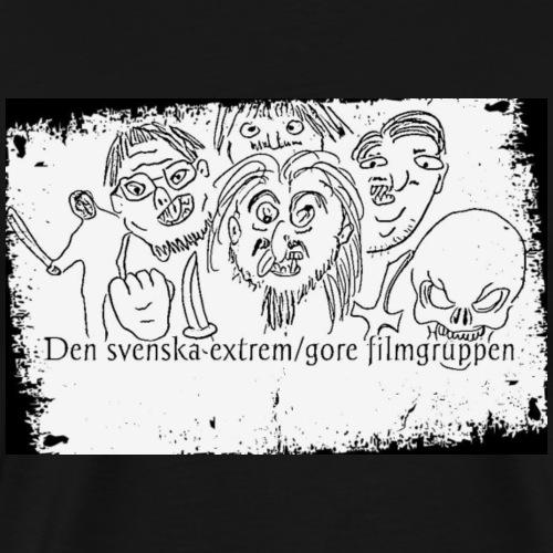 goreextreme-ny - Premium-T-shirt herr