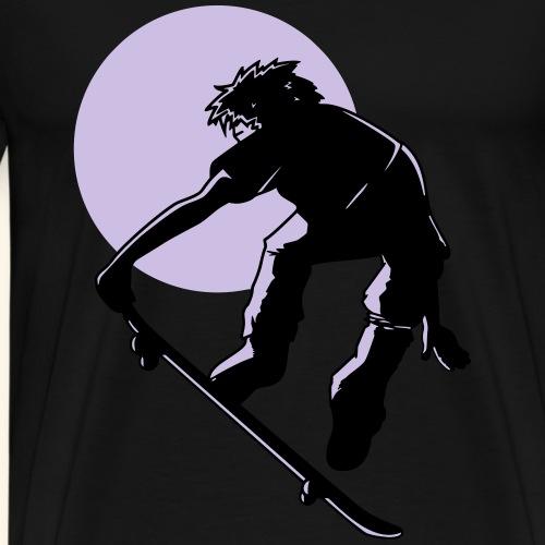 skater - Männer Premium T-Shirt