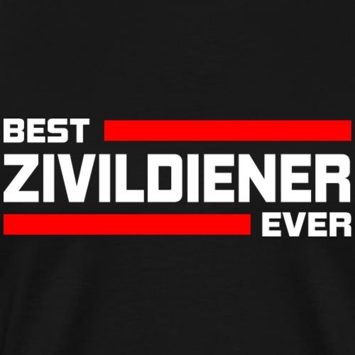 Zivildiener Zivildienst Zivi Sanitäter Shirt Gesch - Männer Premium T-Shirt