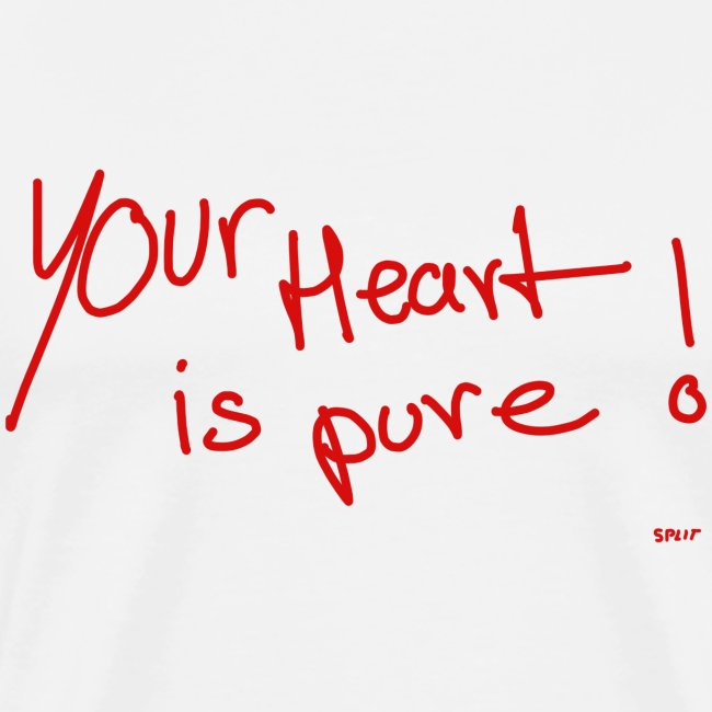 Your Heart Is Pure