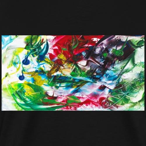 Untitled 07 - Männer Premium T-Shirt