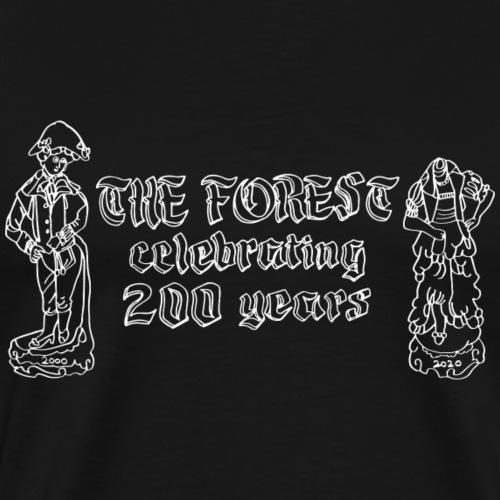 Forest 200 - Men's Premium T-Shirt