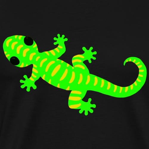 Gecko - T-shirt Premium Homme
