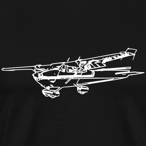 Kleines Flugzeug - Männer Premium T-Shirt