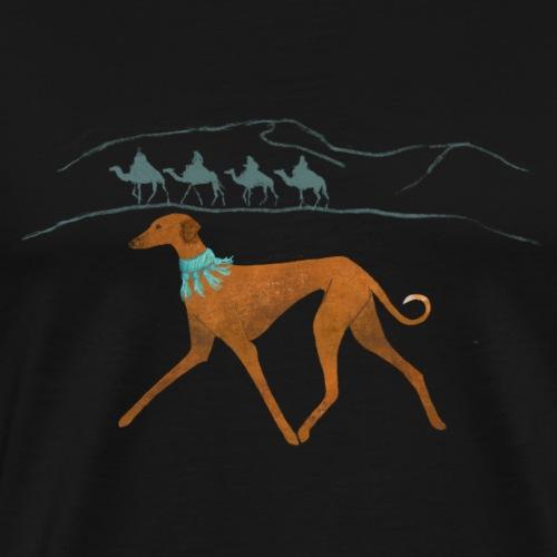 Azawakh - Männer Premium T-Shirt