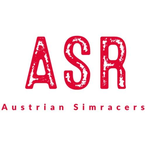 ASR Schrift - Männer Premium T-Shirt