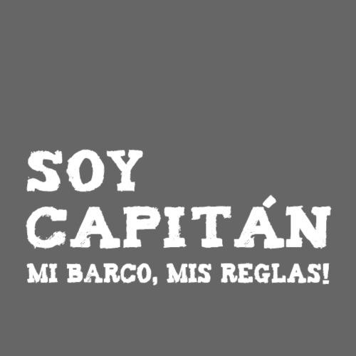 Soy capitán - ich bin der Kapitän! - Männer Premium T-Shirt