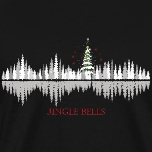 Sound of Nature - Jingle Bells - Männer Premium T-Shirt
