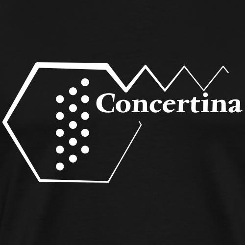 Conci1 3 - Männer Premium T-Shirt