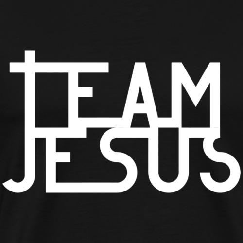 Team Jesus - Männer Premium T-Shirt