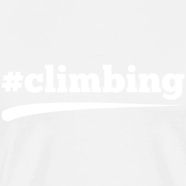 #CLIMBING