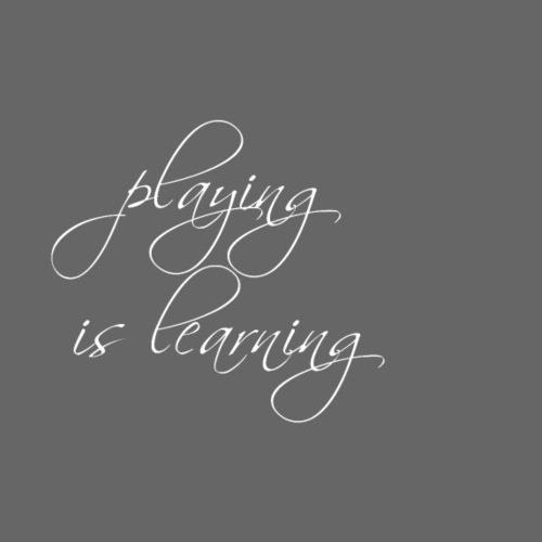 playing is learning - Männer Premium T-Shirt