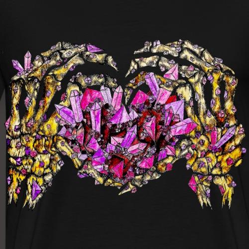 L amour Cristallin Creepy - T-shirt Premium Homme