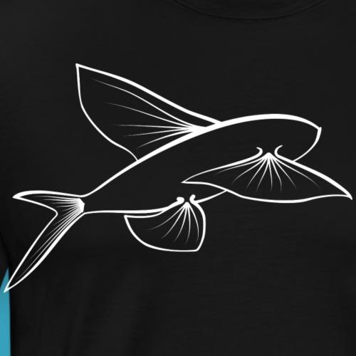 Flying Fish - Men's Premium T-Shirt