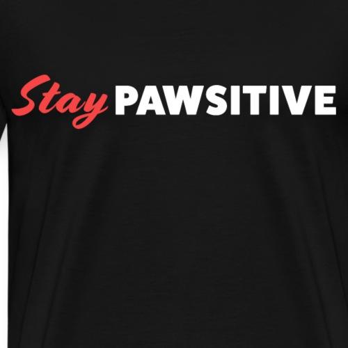 Hund Hundefreunde cooler Hund Geschenkidee - Männer Premium T-Shirt