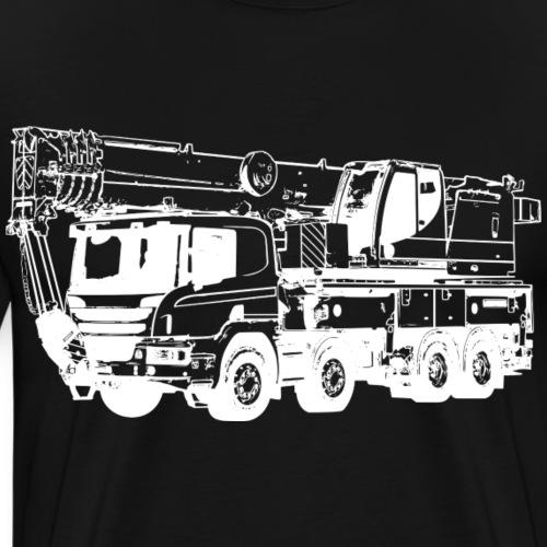 Kran crane Schnellläufer 1060 60 tonner lkw-kran