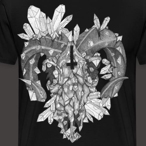 Le Bélier de Cristal - T-shirt Premium Homme